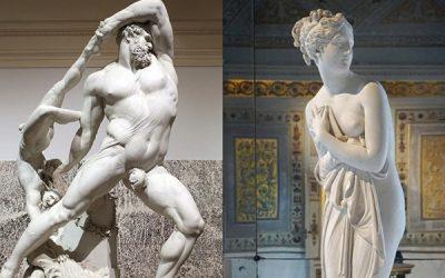 Canova Eterna Bellezza: Exhibitions in Rome