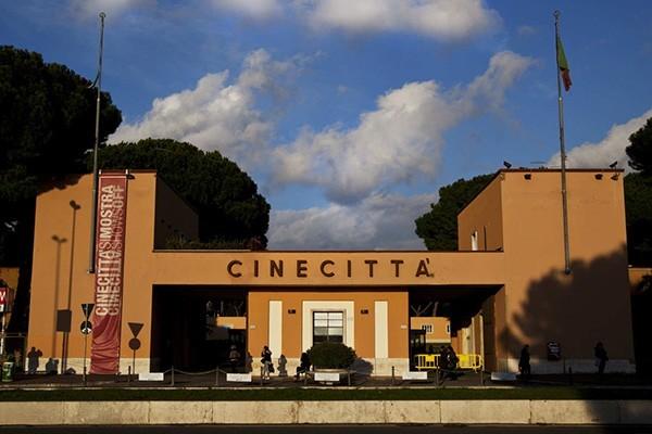 Cinecittà Studios Tour – Rome
