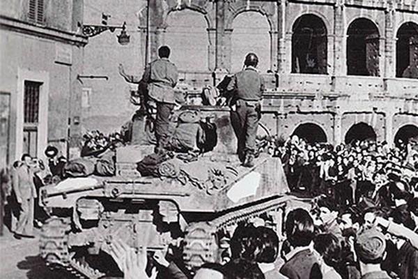 Rome in 1944 Tour – Rome