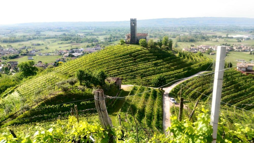 Prosecco Hills of Valdobbiadene and Conegliano