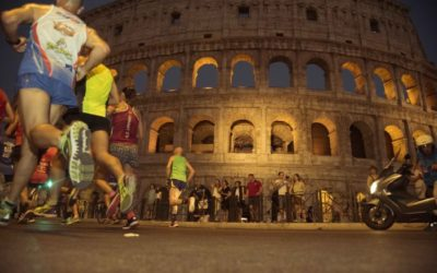 """A race trough marble, stone and history: """"Roma by Night"""""""