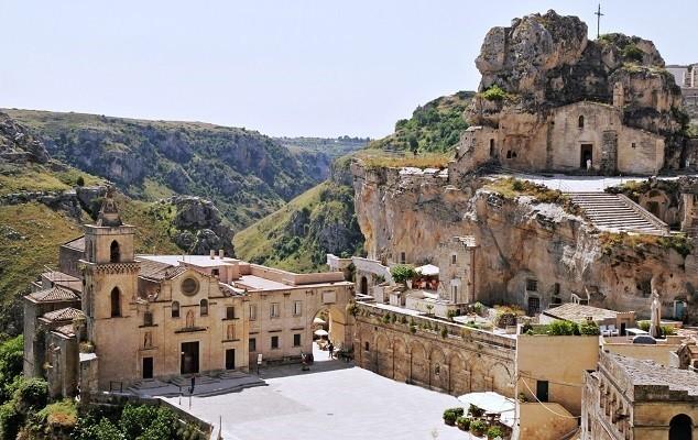 Matera European Capital of Culture of 2019