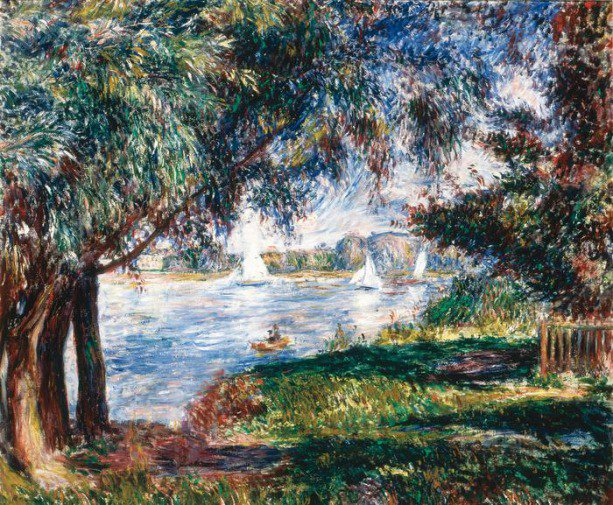 Secret Impressionist exhibition in Rome