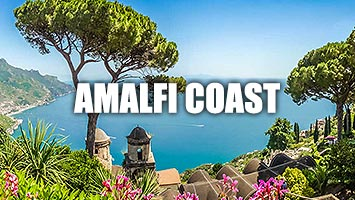 PRIVATE TOURS amalfi