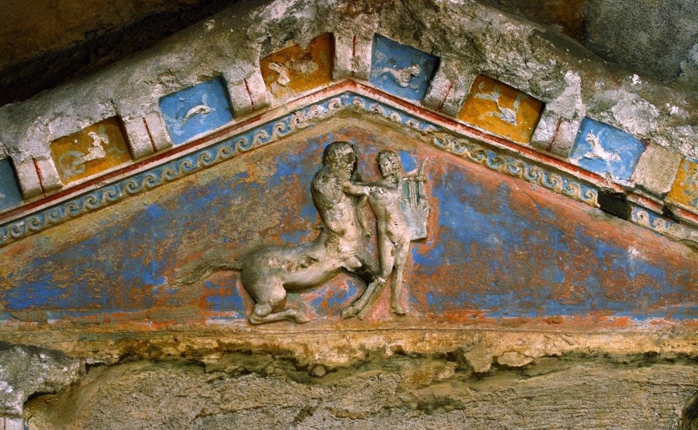 Columbarium Pomponius Hylas – Underground Rome 01