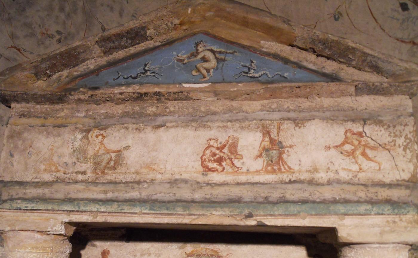 Columbarium Pomponius Hylas – Underground Rome 03