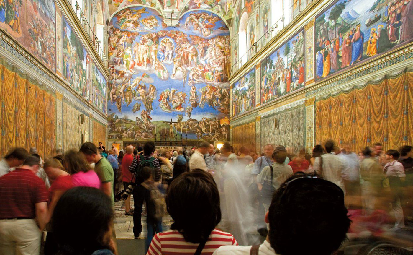 Vatican Museum and Sistine Chapel Tour – Rome 04