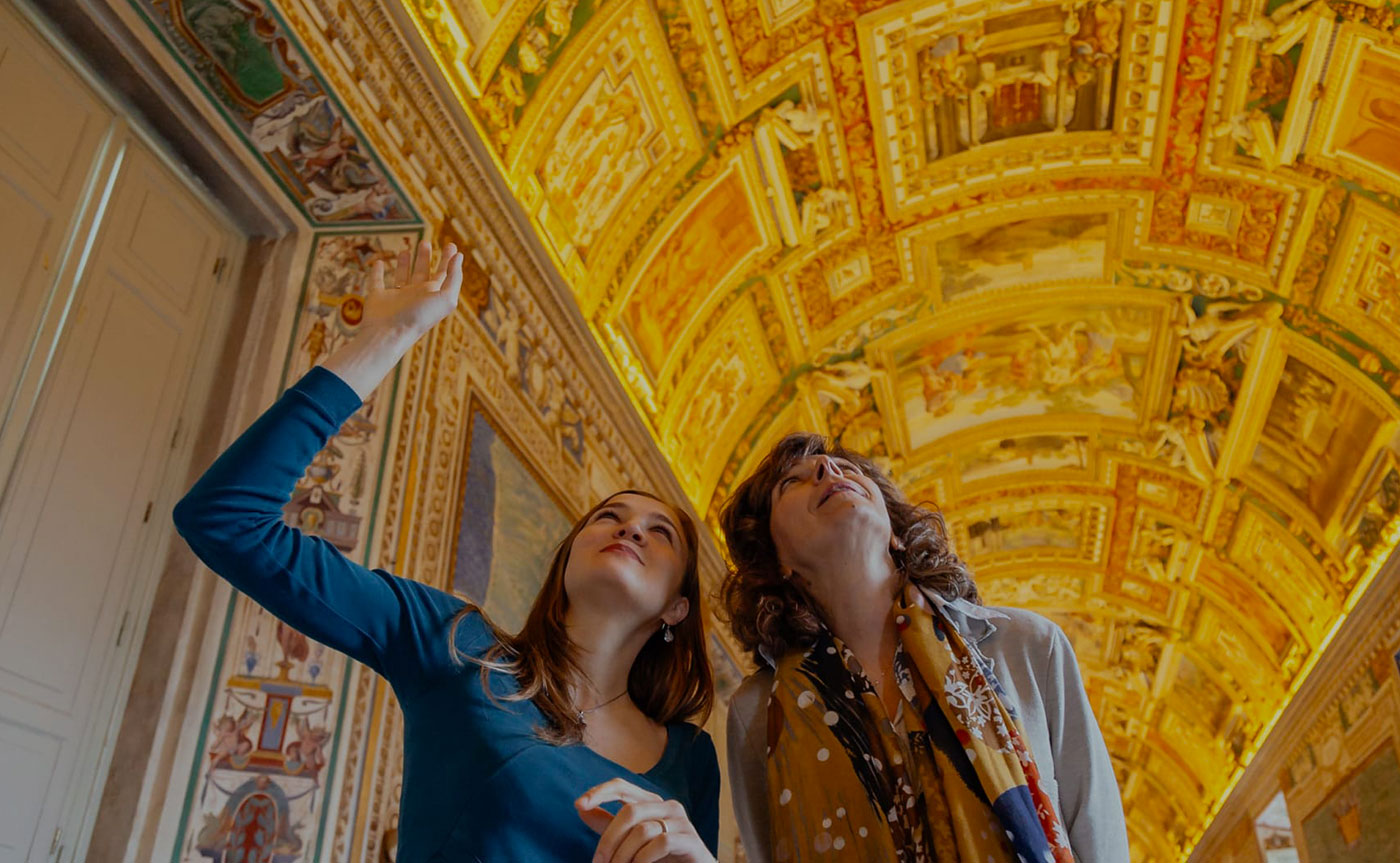 Vatican Museum and Sistine Chapel Tour – Rome 05