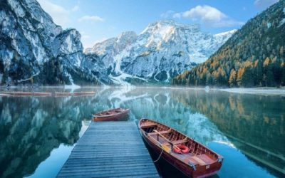 The Fairy-tale spectacle of Lake Braies