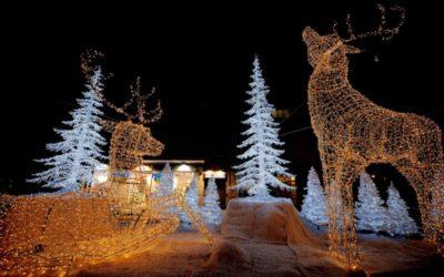 Christmas illuminations Salerno 2019/2020