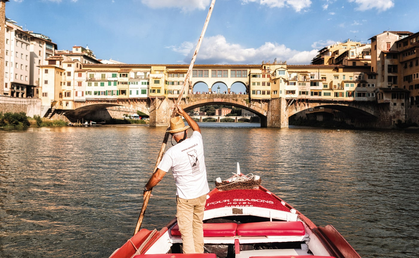 """Florence seen by the Arno"" Tour 01-min"
