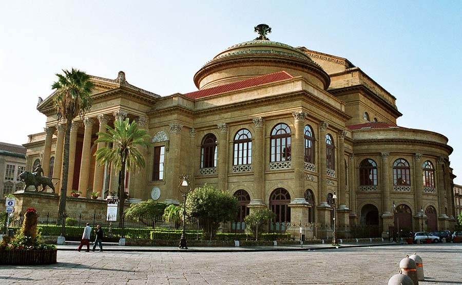 THE HIGHLIGHTS OF PALERMO TOUR - SICILY