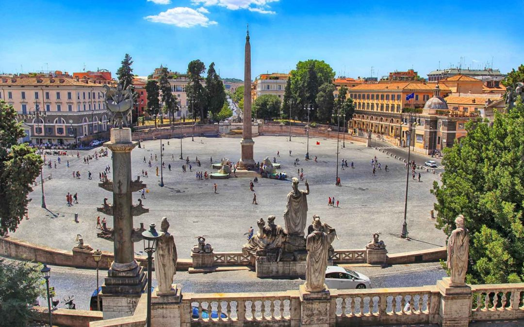 ANGELS AND DEMONS TOUR – ROME