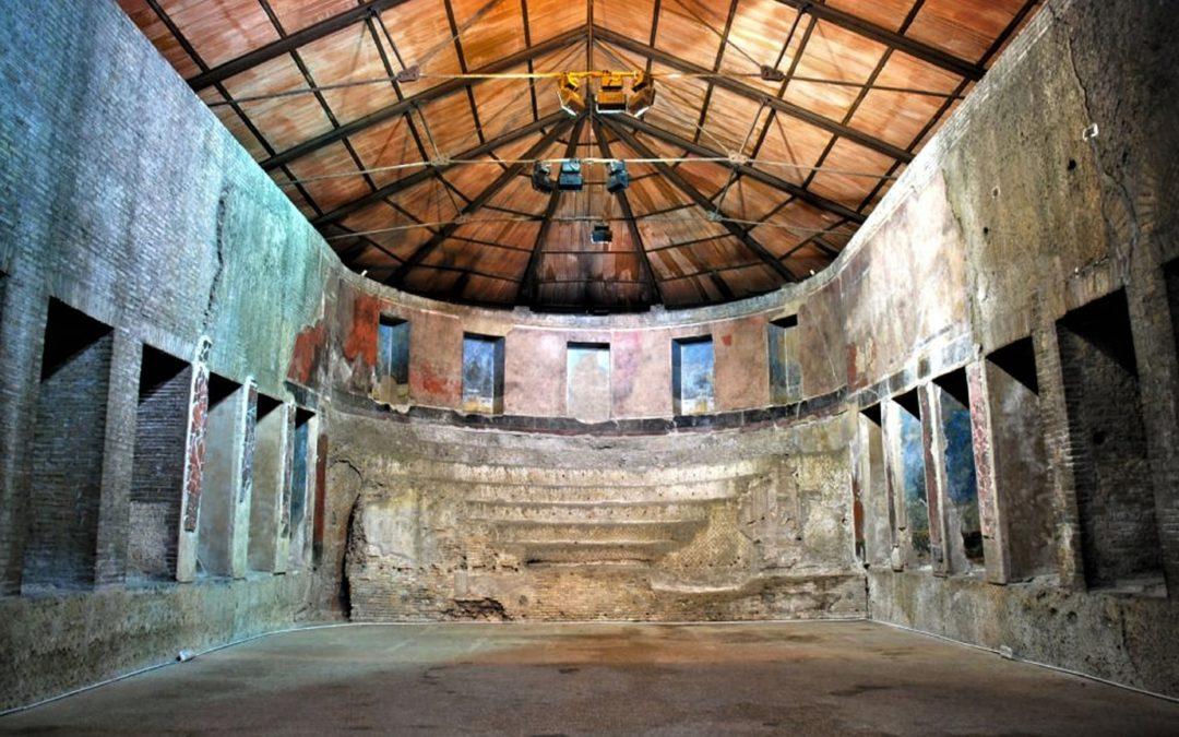 Auditorium of Mecenate – Underground Rome Tour