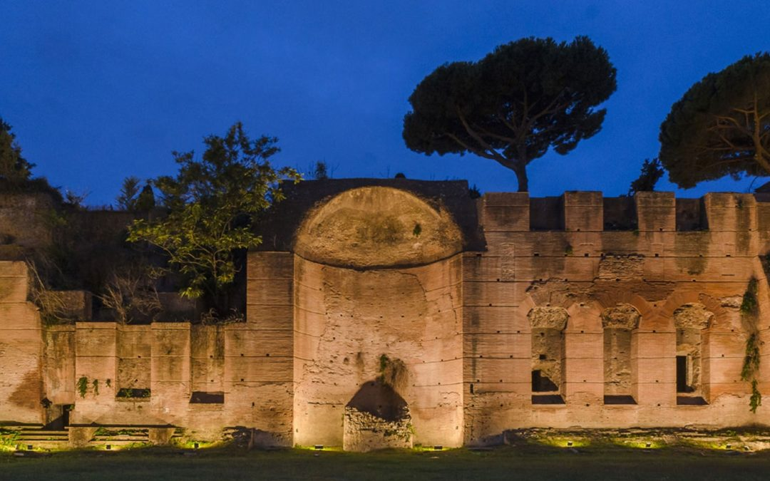 Baths of Caracalla Tour – Rome