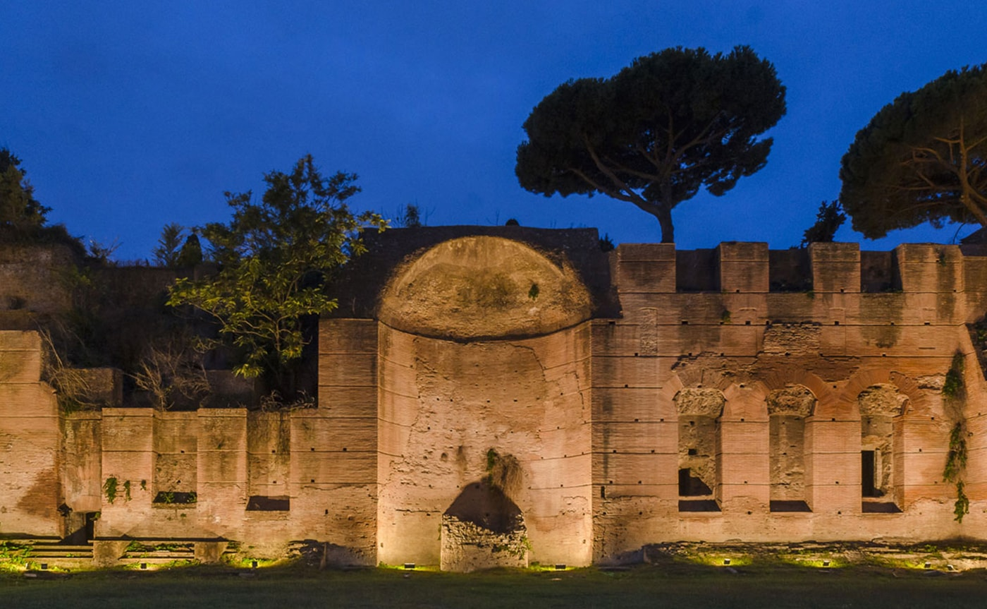 Baths of Caracalla Tour – Rome 01