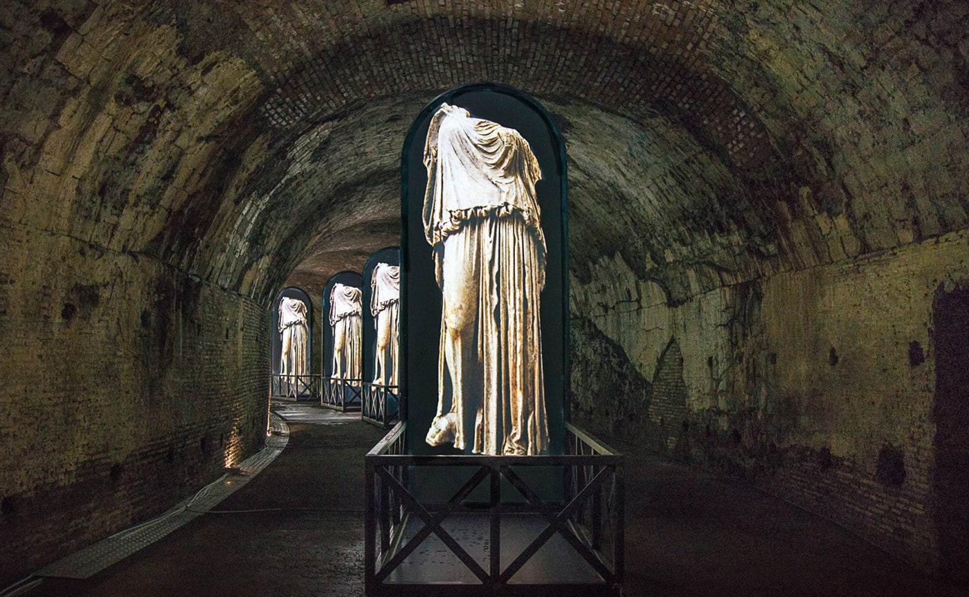 Baths of Caracalla Tour – Rome 05