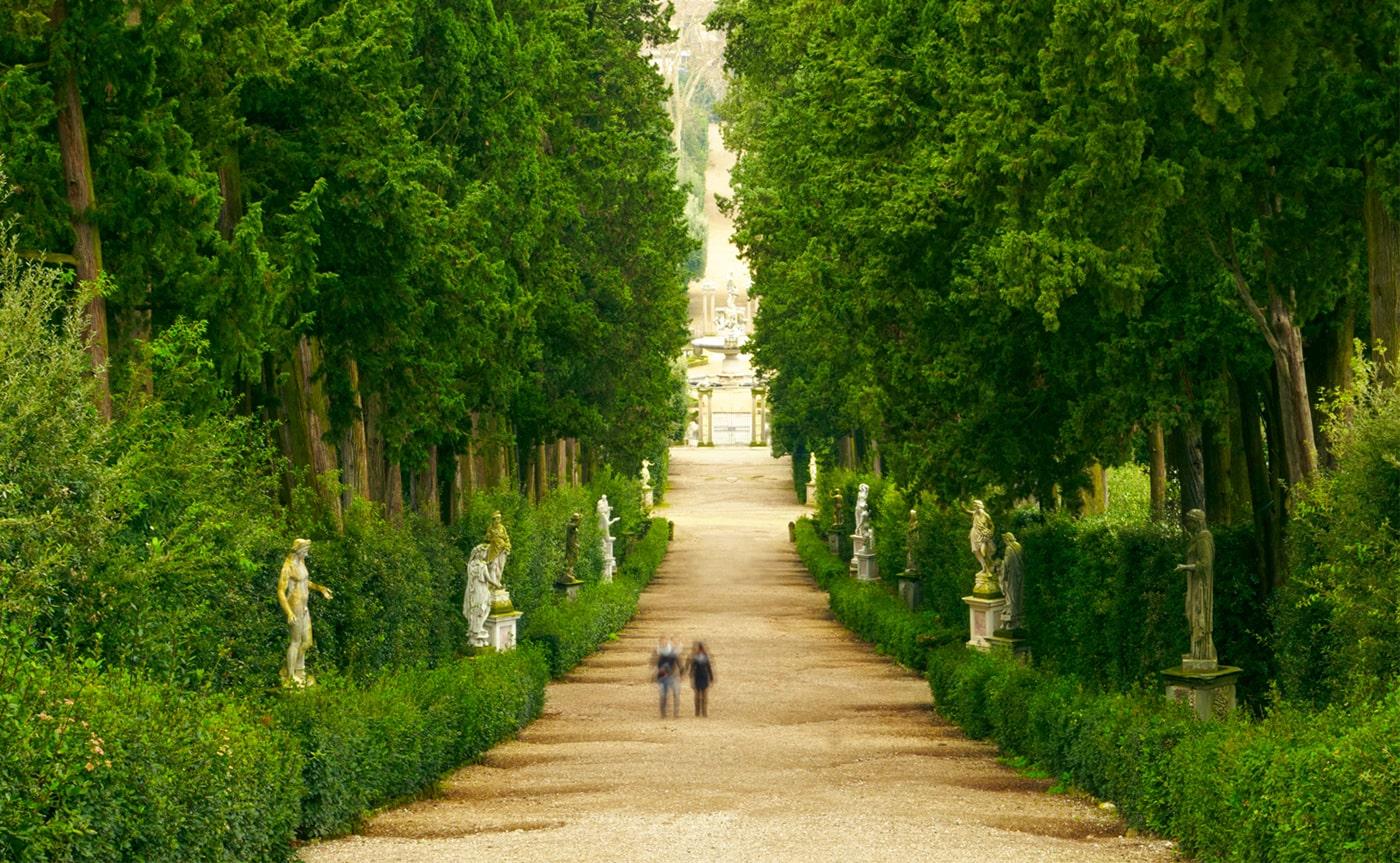 Boboli Garden Tour – Florence 03-min