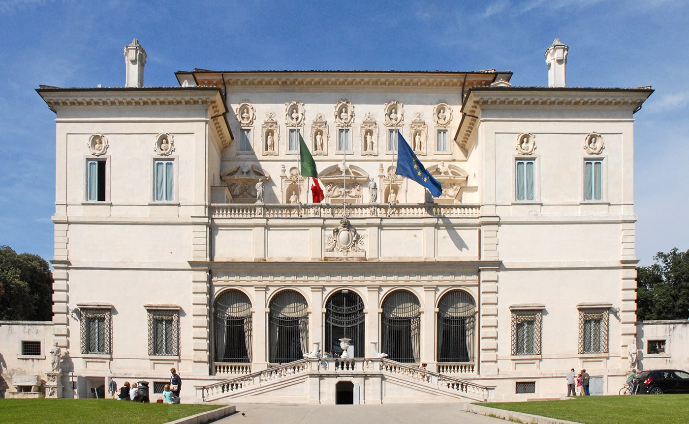 Borghese Gallery Tour – Rome 03-min