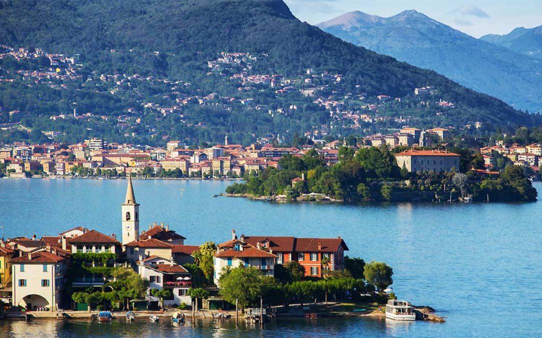 BORROMEAN ISLANDS TOUR – LAKE MAGGIORE, ITALY