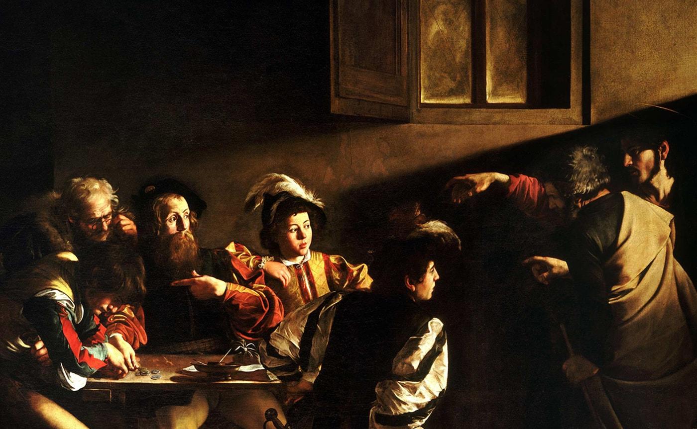 Caravaggio Tour – Rome 01