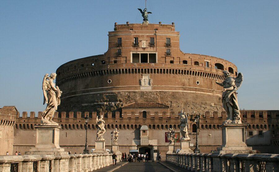 Castel San't Angelo tour