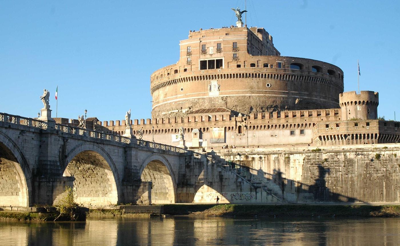 Castel Sant'Angelo Tour – Rome 02