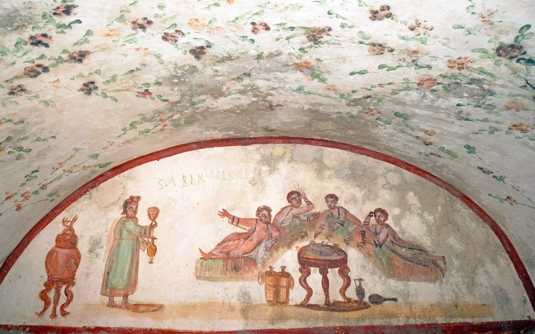 CATACOMB OF SAINT PETER AND SAINT MARCELLINUS TOUR – ROME