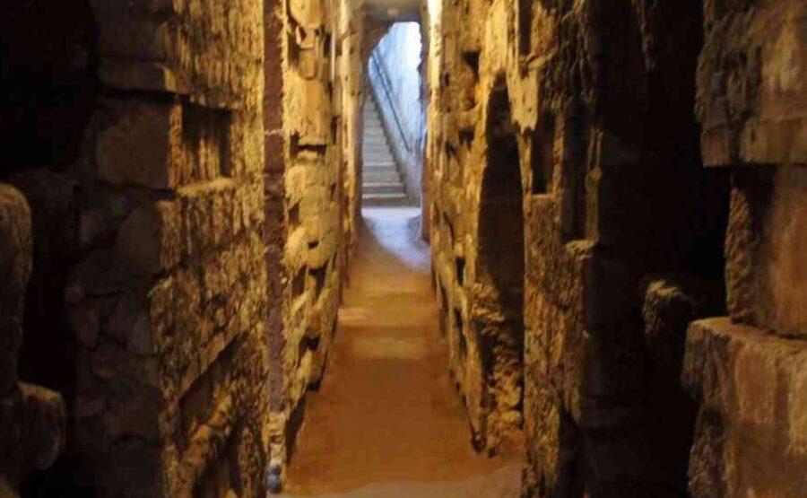 CATACOMBS OF SAINT PRISCILLA – UNDERGROUND ROME TOUR