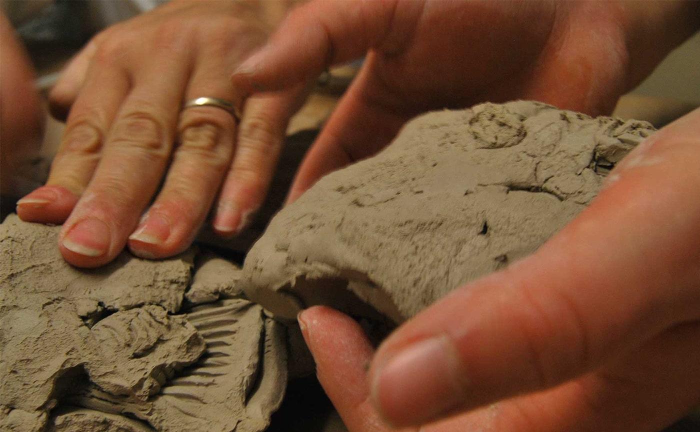 Clay Sculpture Workshop 01-min