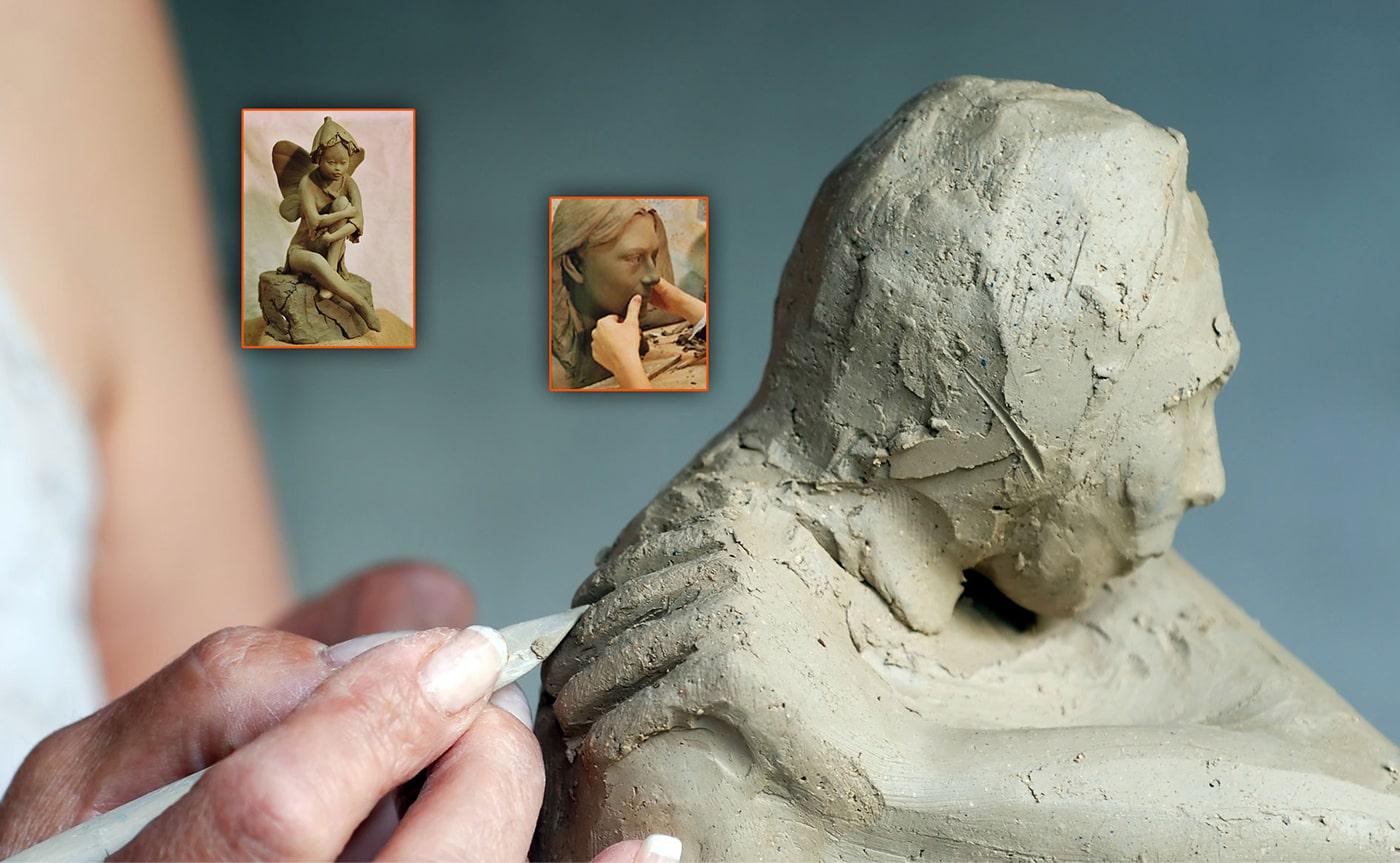 Clay Sculpture Workshop
