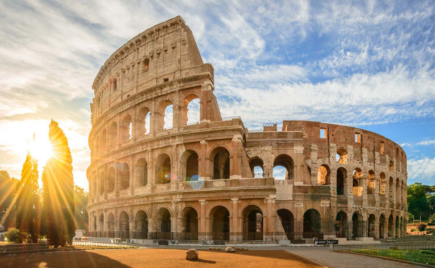 Colosseum and Imperial Tour – Rome 01