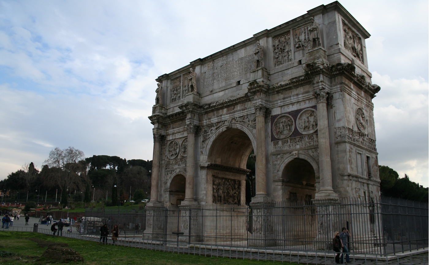 Colosseum and Imperial Tour – Rome 03