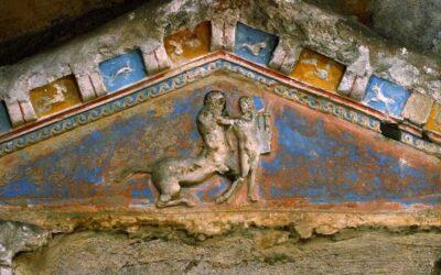Columbarium of Pomponius Hylas – Underground Rome Tour