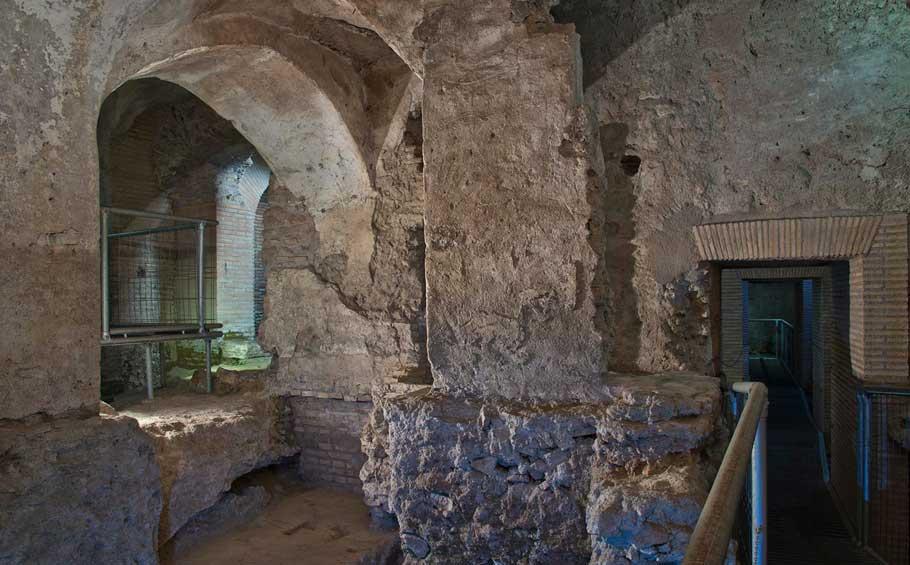 Crypta Balbi – Underground Rome Tour