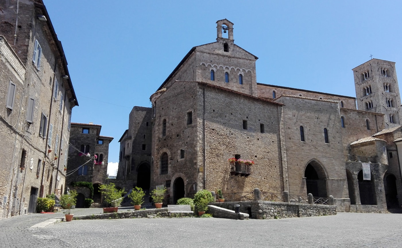 Crypt of Anagni Tour – Anagni 03