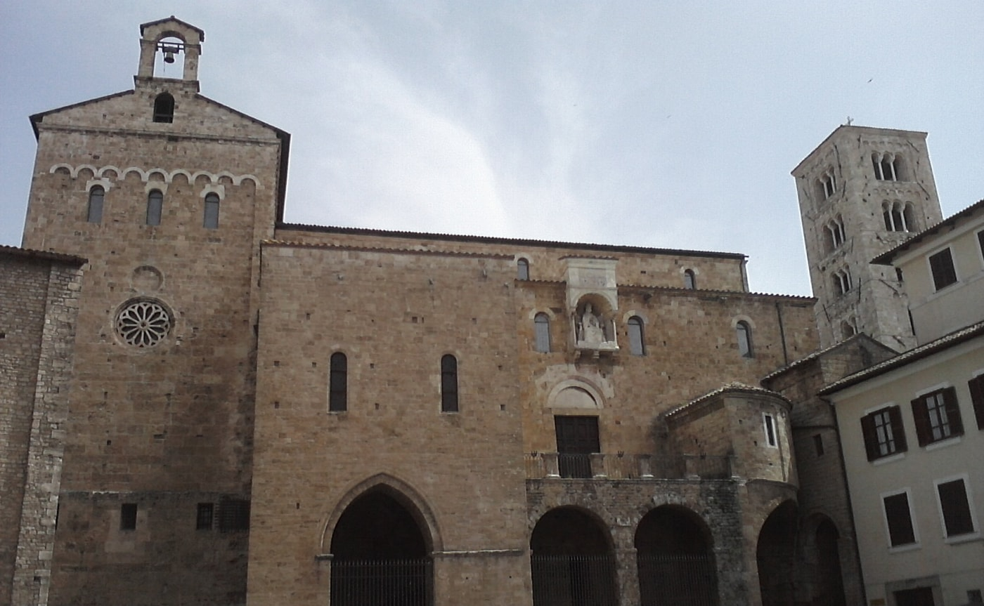 Crypt of Anagni Tour – Anagni 04