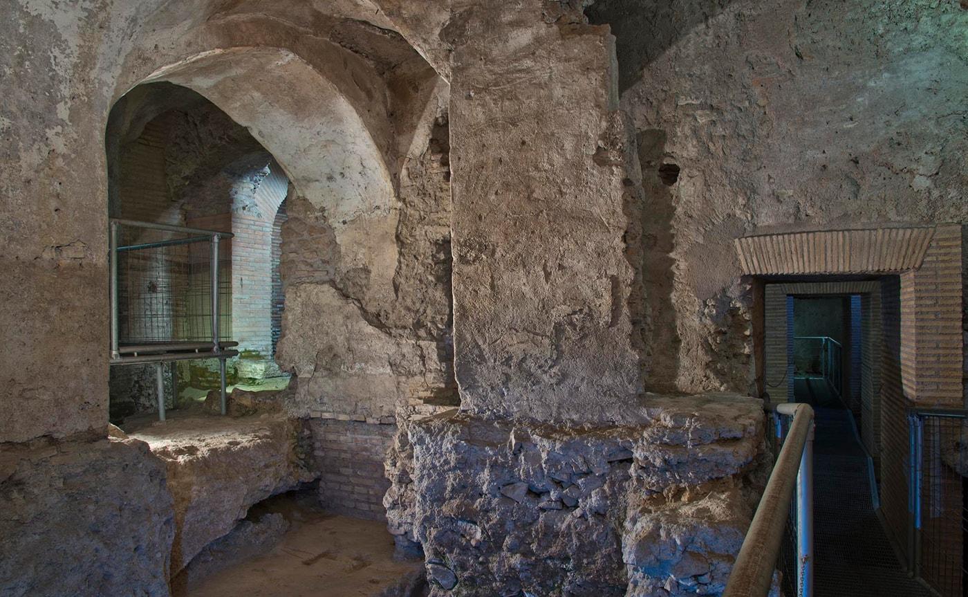 Crypta Balbi Tour – Underground Rome 02
