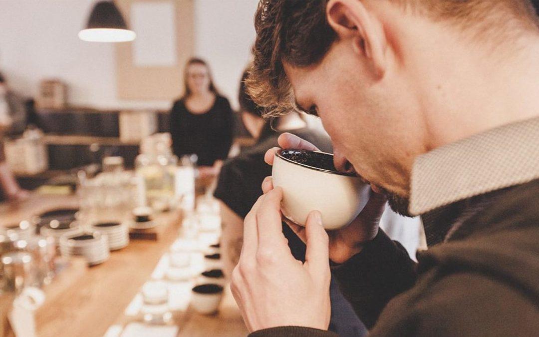 Espresso Coffee Tasting