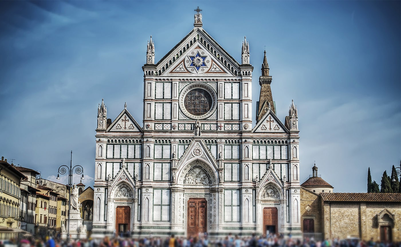 Florentine Churches Walking Tour 01-min
