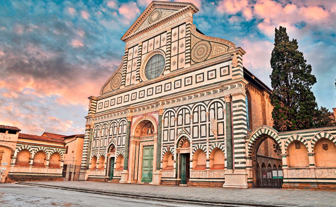 Florentine Churches Walking Tour 03-min