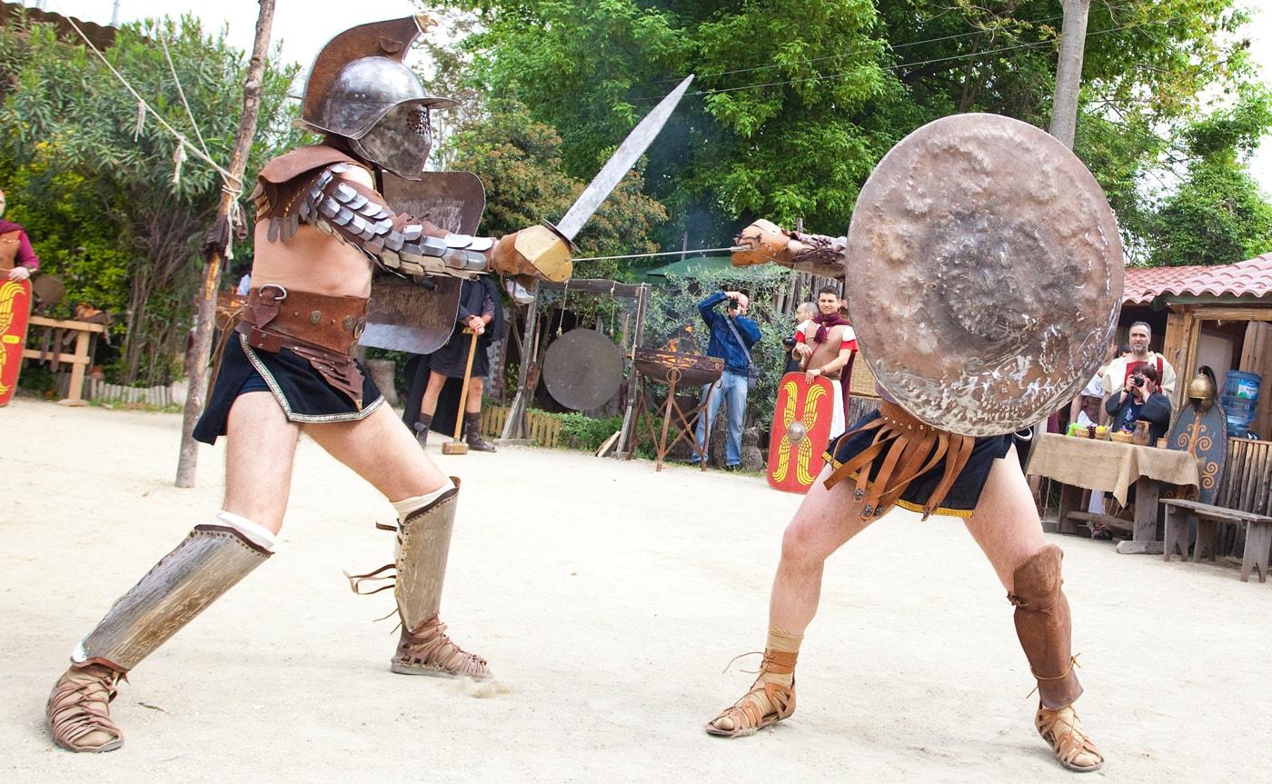 Gladiators Class – Rome 01