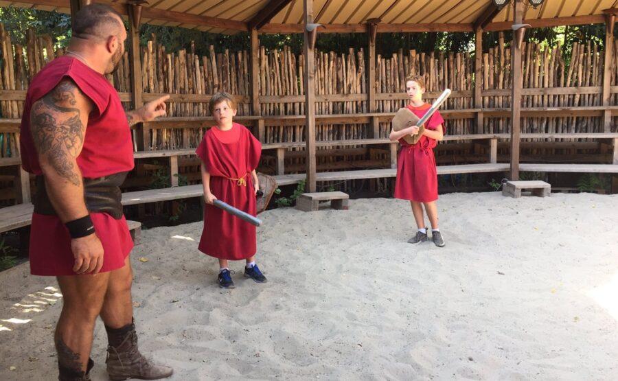 Gladiators Class – Rome 02