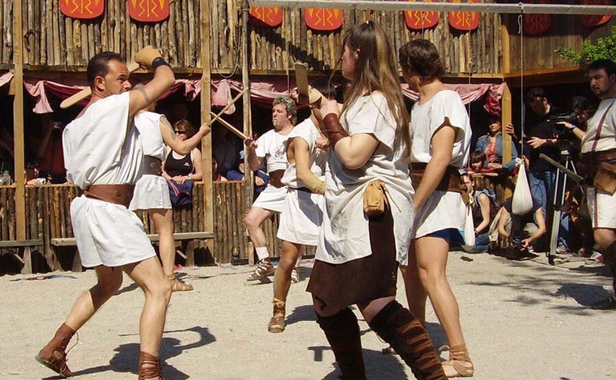 Gladiators Class – Rome 03