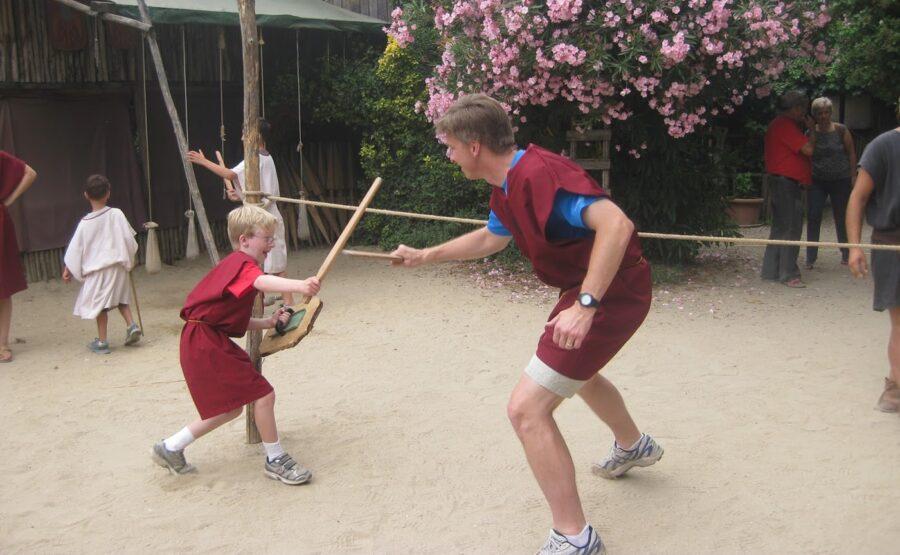 Gladiators Class – Rome 04