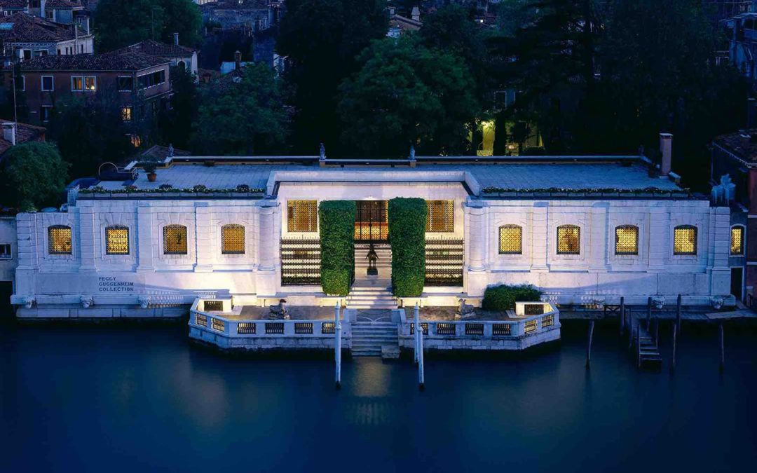 GUGGENHEIM MUSEUM TOUR – VENICE