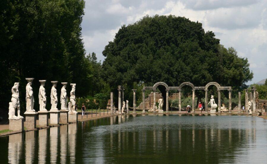 Hadrian's Villa – Tivoli 01