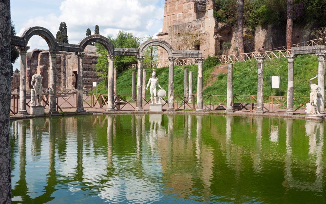 Hadrian's Villa Tour – Tivoli