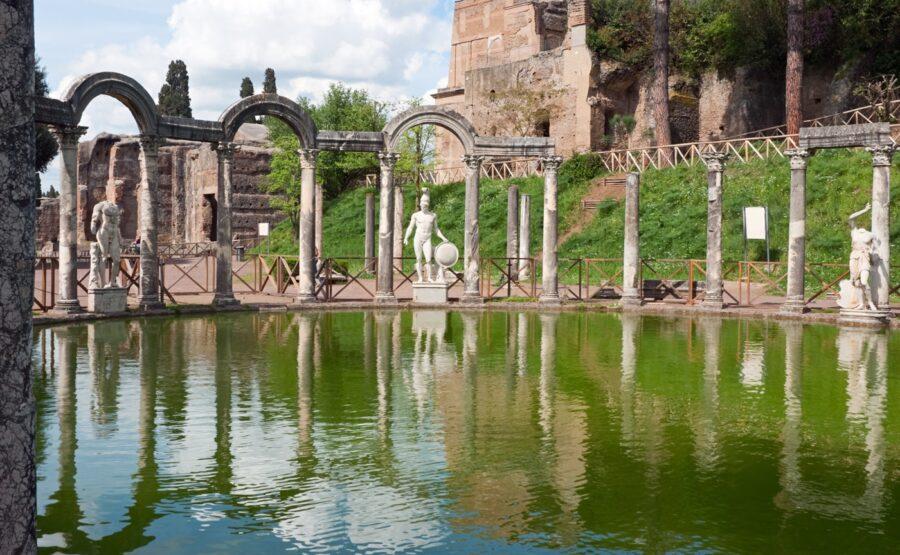 Hadrian's Villa – Tivoli 02