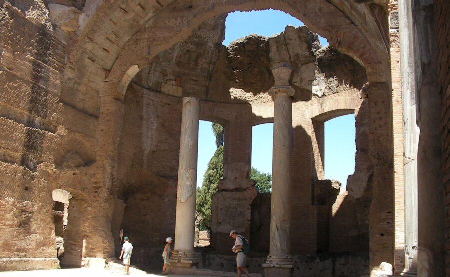 Hadrian's Villa – Tivoli 04